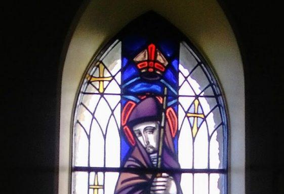 St Senan of Inis Cathaigh