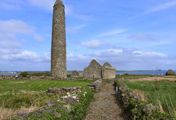 PODCAST: Scattery Island its historical background and its Inhabitants