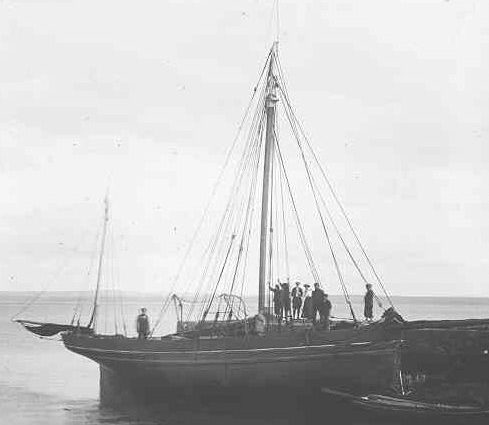 Can you identify this vessel or the story behind this photo? | Limerick Museum