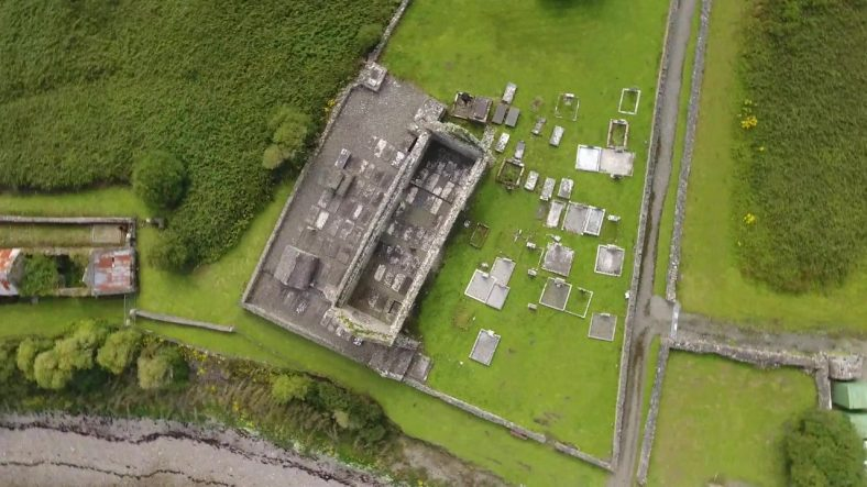Images of Scattery Island | Graveyard