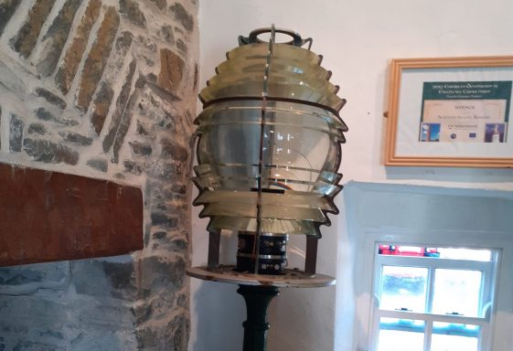 Scattery Island Lamp