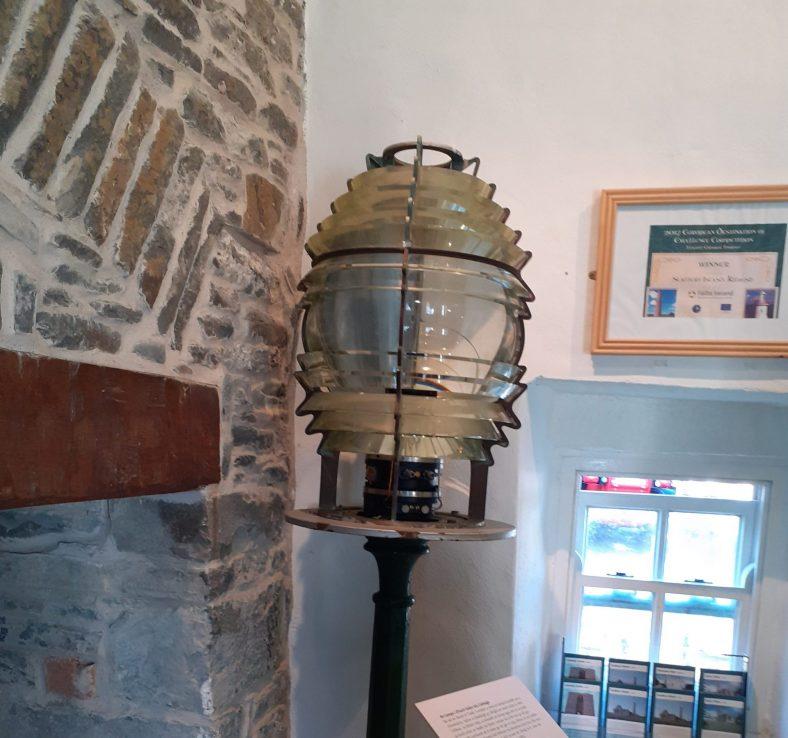 Scattery Island Lamp | M. O' Mahony