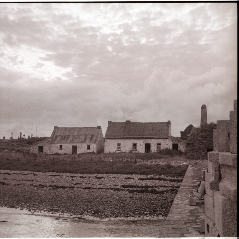 Memories of Scattery Island | Caoimhin Ó' Danachair National Folklore Collection UCD
