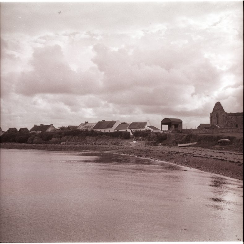 Scattery Island/Inis Cathaigh Resources at Clare County Library | Caoimhin Ó' Danachair National Folklore Collection UCD