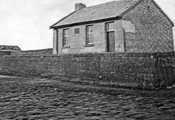 Scattery Island Schoolhouse