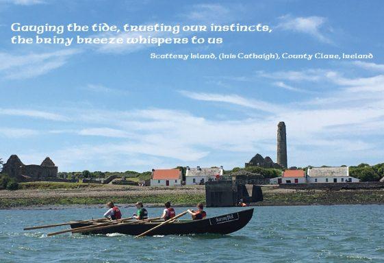 """""""Daoine agus Áit: Connecting Our Communities"""" Postcard Project"""